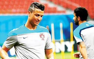 Cristiano Ronaldo Undercut