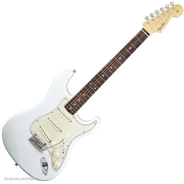 The most popular and most copied model of electric guitar has always been Fender Stratocaster.