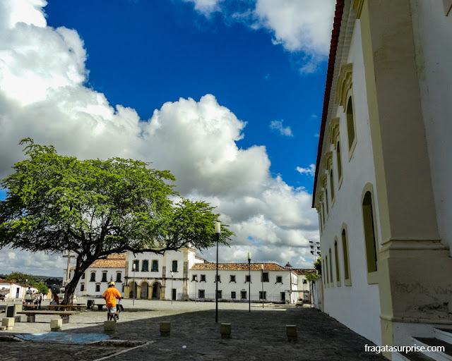 Lar da Imaculada Conceição e Convento de São Francisco, São Cristóvão, Sergipe