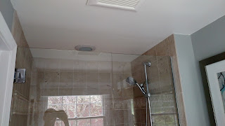 Bathroom Repairs and Painting