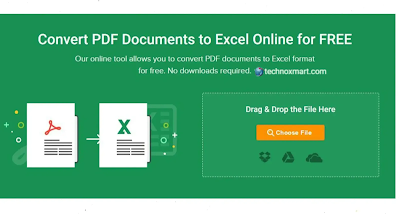 Here's Full Simple And Detailed Steps By Which You Can Convert Your PDF Files To Excel: Check All This!