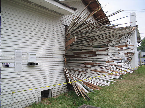 Life In The Dog House Siding Gone Wrong