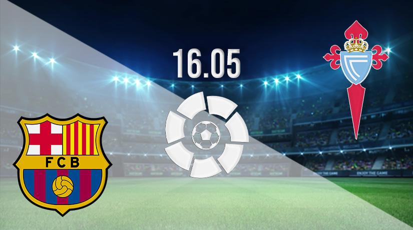 بث مباشر مباراة برشلونة وسيلتا فيجو