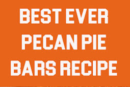 The Best Ever Pecan Pie Bars #desserts #pecanpie #pie #bars