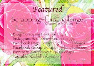 Scrapping 4 fun - #182