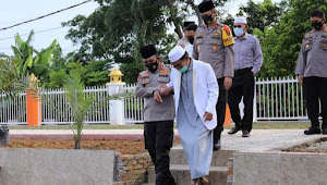 Pererat hubungan silaturahim, Kapolda kunjungi Pondok Pesantren Al-Kautsar Al-Akbar