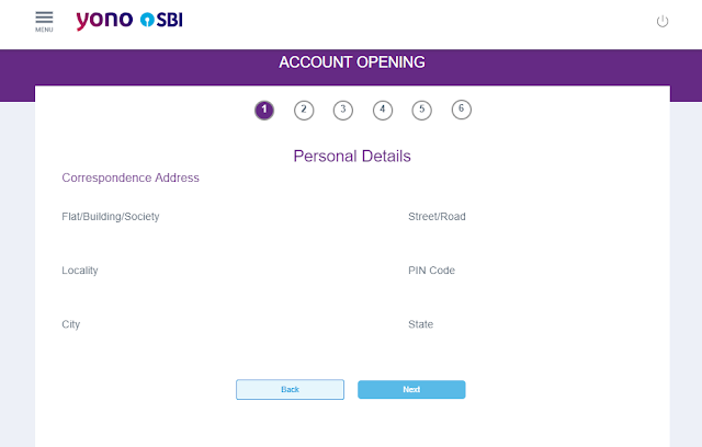 SBI Online Account Opening in Just 10 Minutes