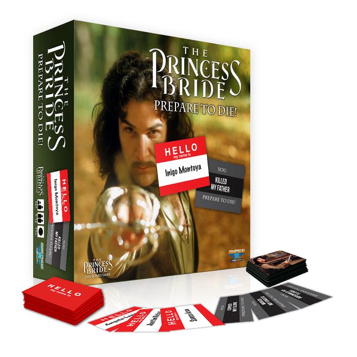 The Princess Bride: Prepare to Die! Again!! | Board Game ...