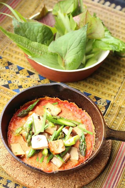 crepes salees vietnam asperges