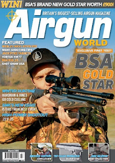 Airgun World Edisi Maret 2015