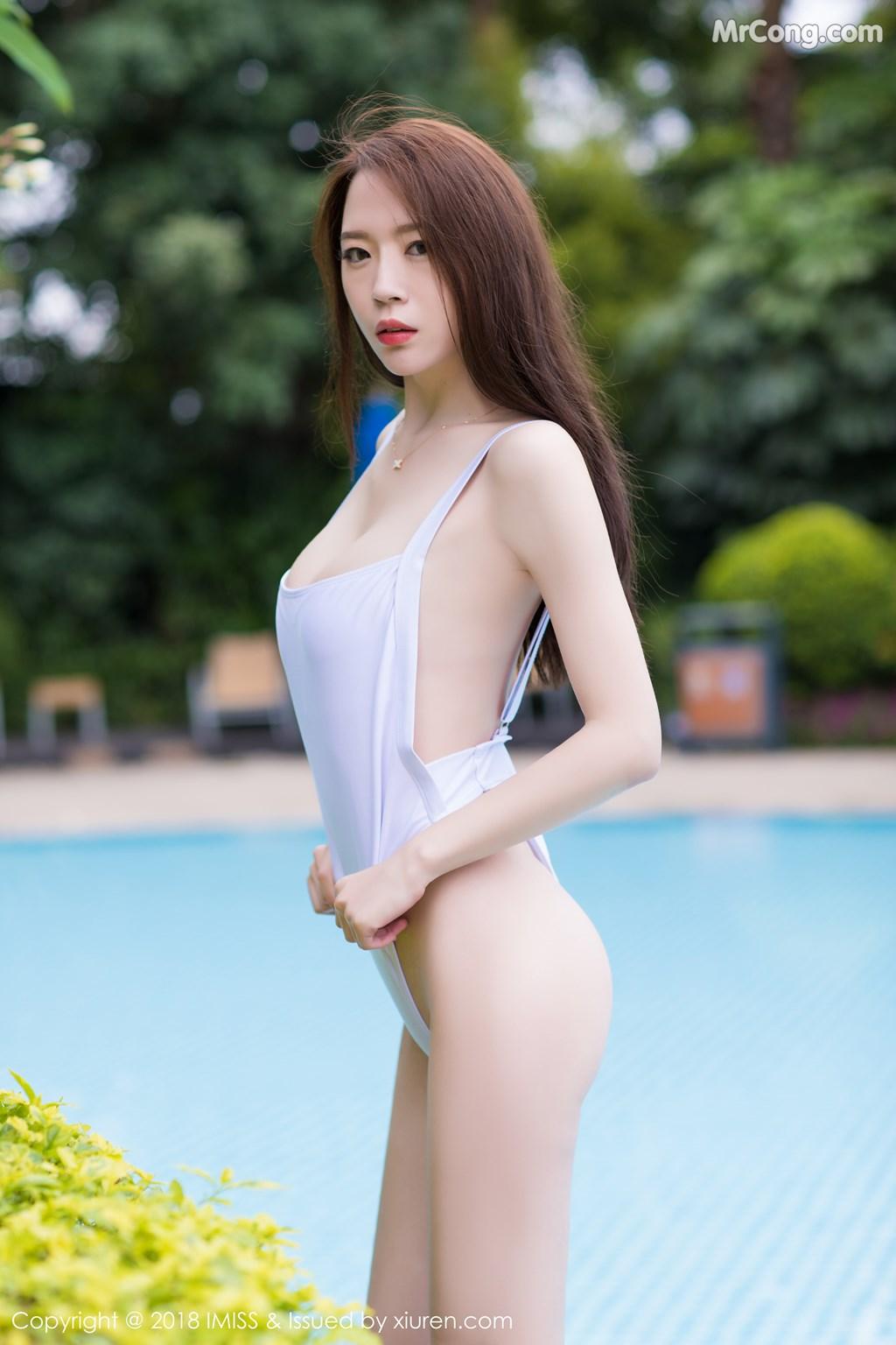 Image IMISS-Vol.226-Meng-Xin-Yue-MrCong.com-010 in post IMISS Vol.226: Người mẫu Meng Xin Yue (梦心月) (40 ảnh)