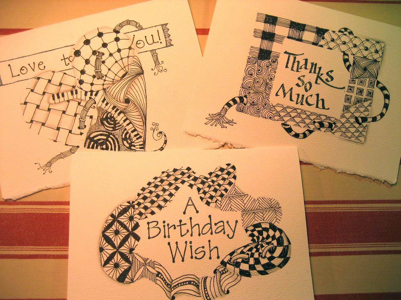 an artist labyrinth ginny stiles czt zentangle greeting cards