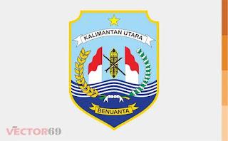 Logo Provinsi Kalimantan Utara (Kalut) - Download Vector File AI (Adobe Illustrator)