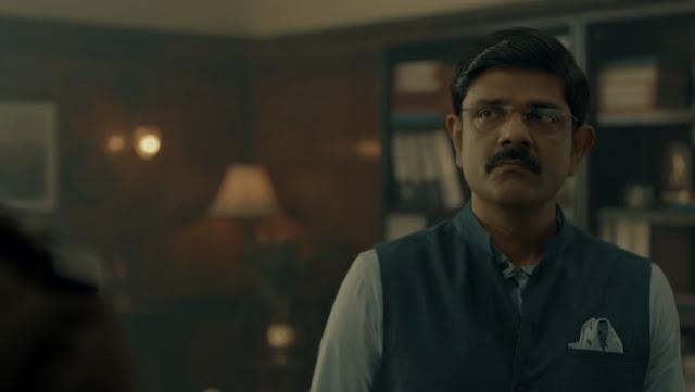 Maharani (2021) Sony Liv Hindi (S01 Com E01-10) 720p WEBRip screen-3