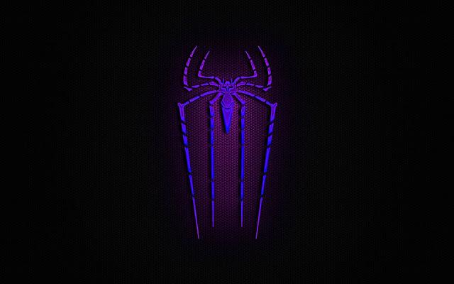 Spiderman-Neon-HD-Ultra-4K-Wallpaper