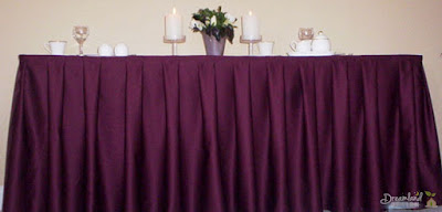 Table Skirts: Dressing Up Your Table with Skirts