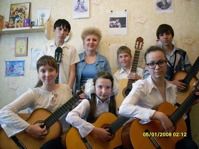 Дубоссарская музыкальная школа