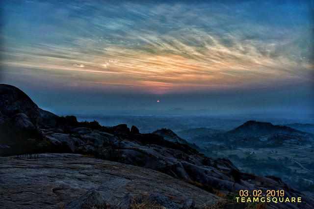 Sunrise Trek to Huthridurga