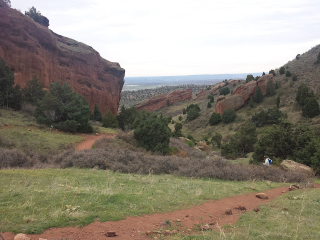 Red Rocks Trail