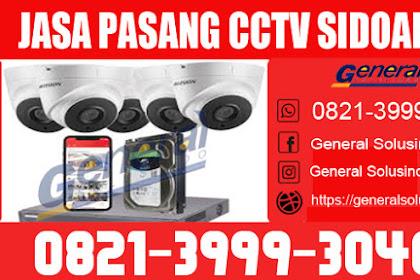Jasa Pemasangan CCTV Balongbendo Sidoarjo Jawa Timur 0812-1791-6273