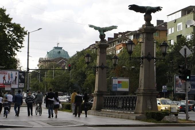 Eagle Bridge, Lion's Bridge and Sofia Synagogue