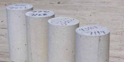 Compressive Strength of Cylindrical Concrete Specimens