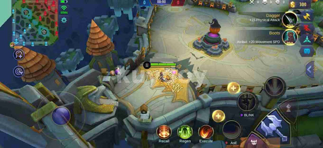 Script Drone View Map Halloween Mobile Legends Patch Terbaru