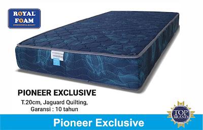 pioneer royal foam