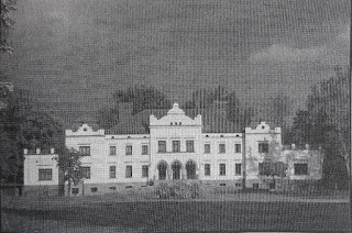 Pałac Weyssenhoffów i Przeździeckich w Rakiszkach