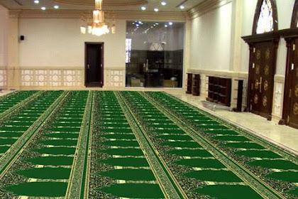 Lamarde.com: Tempat Terbaik Membeli Karpet Masjid di Bekasi
