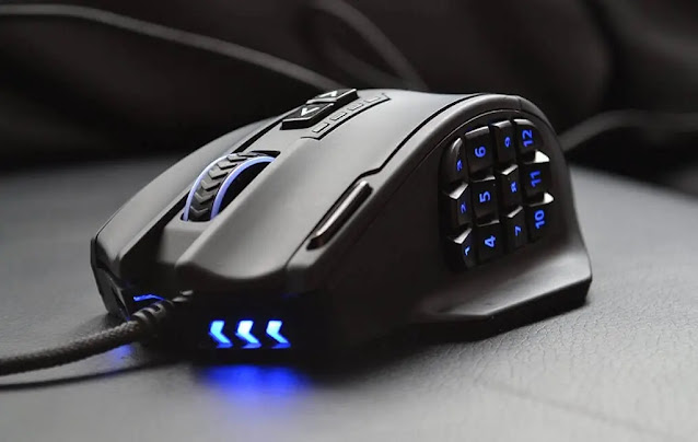 Gaming Mouse, UtechSmart Venus 16400 DPI Review
