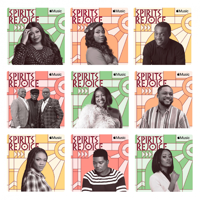 Apple Music celebrates best in African Gospel music with Spirits Rejoice campaign