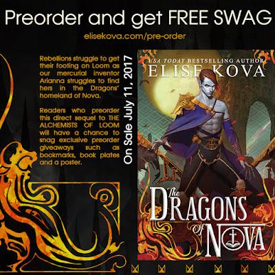 The Dragons of Nova Preorder Promo