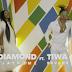 Download Video Mp4| Diamond Platnumz ft Tiwa Savage - Fire ( Official Video)