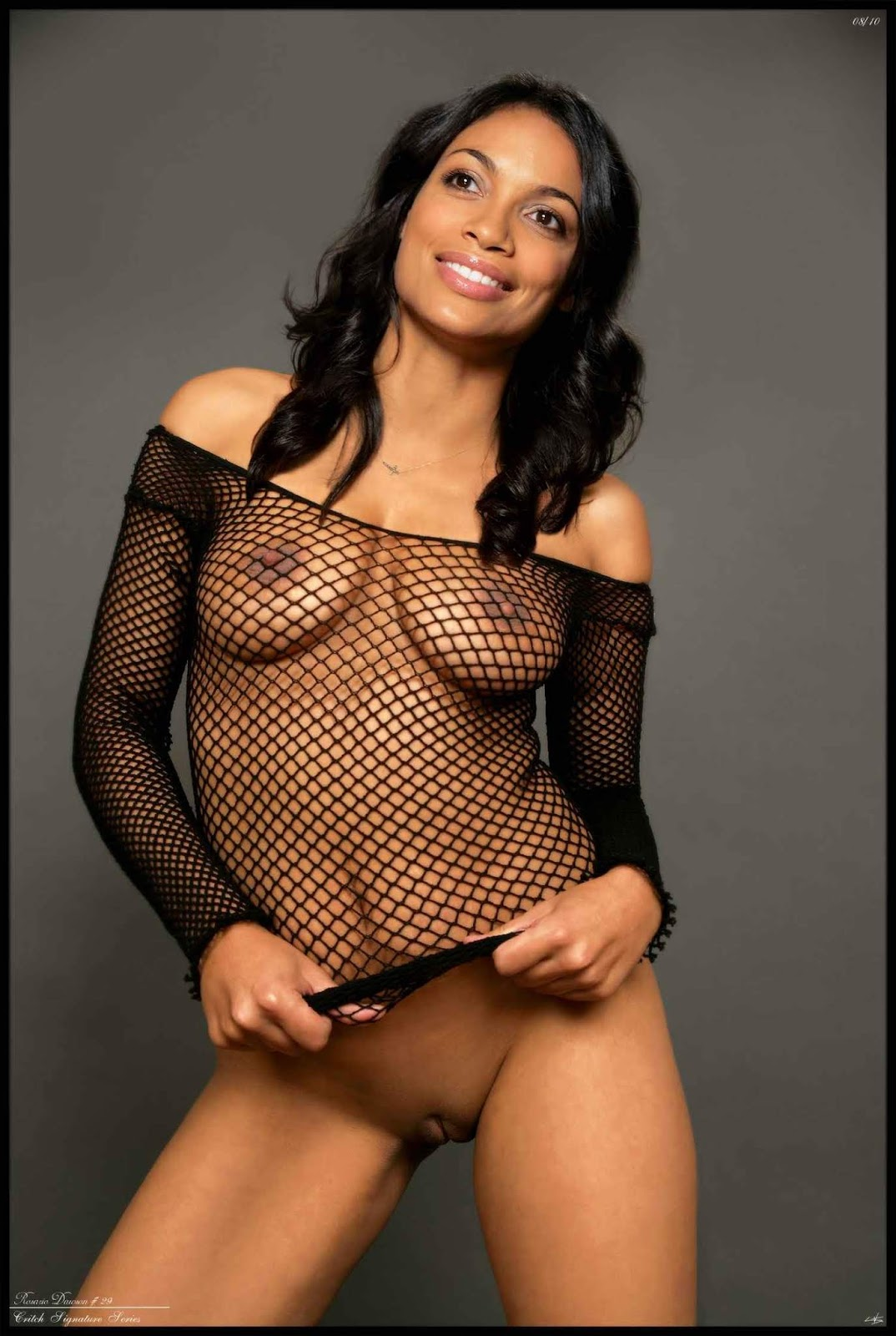 Rosario dawson naked images