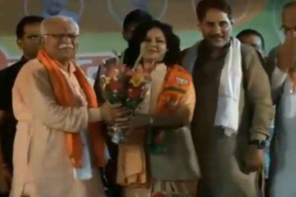 congress-leader-sharda-rathore-join-bjp-on-palwal-cm-manohar-lal