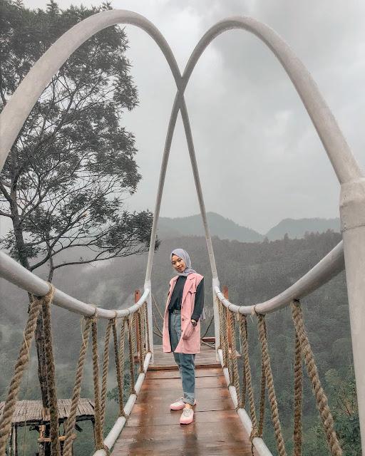 Lokasi Wisata Panorama Petung Sewu