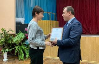 Депутат Сергей Вострецов  Кировский район Петербурга