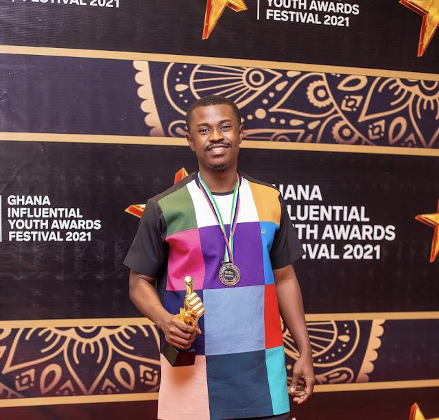Barimah Amoaning Samuel Wins Vlogger of the Year – GIYA