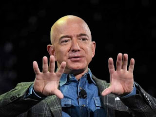 Jeff Bezos overtakes Elon Musk to become the World's richest man again