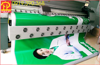 In Bạt Hiflex quảng cáo tại Bình Dương Giá Rẻ Uy Tín