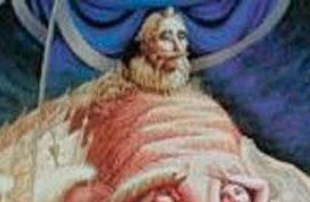 2. Ο άνθρωπος με τον πτυχωτό γιακά