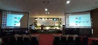 TOP Referensi Proyektor Berbagai Event | Semarang