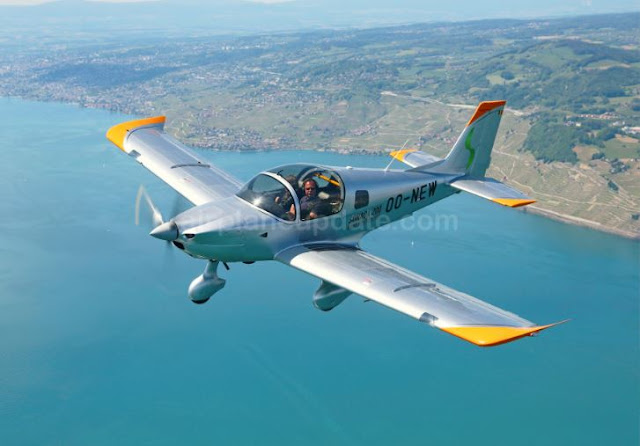 Sonaca 200 light sport aircraft