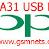 Oppo A31 USB Driver Download
