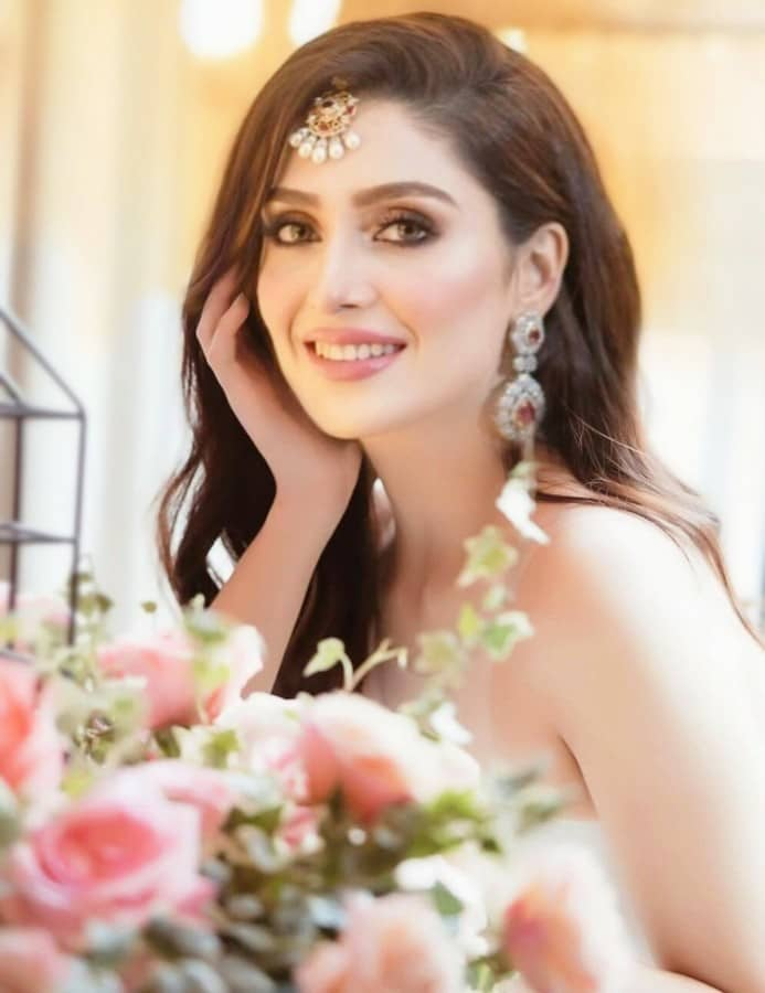 Ayeza Khan Wedding Photos Hd