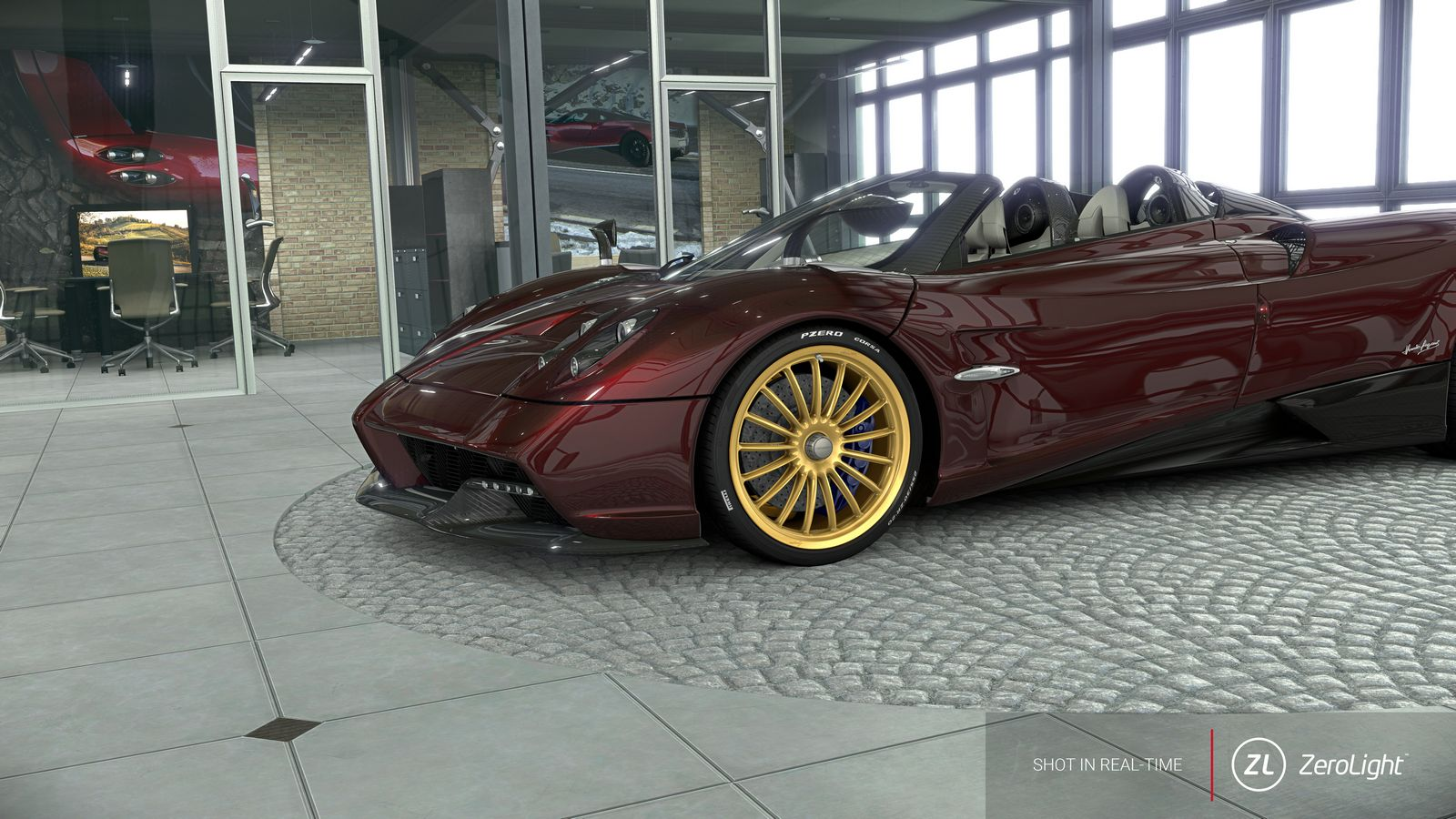 DS pagani huayra roadster : Pagani Huayra Roadster Configurator Makes The Impossible Possible