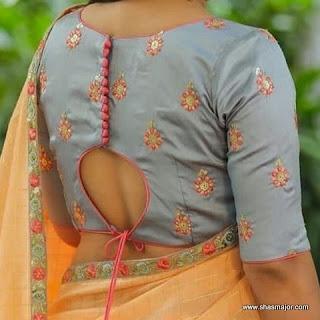 kerala saree design
