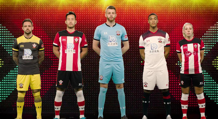 Watch: Southampton's Hilarious, Fyre Festival Inspired Kit Launch Ad