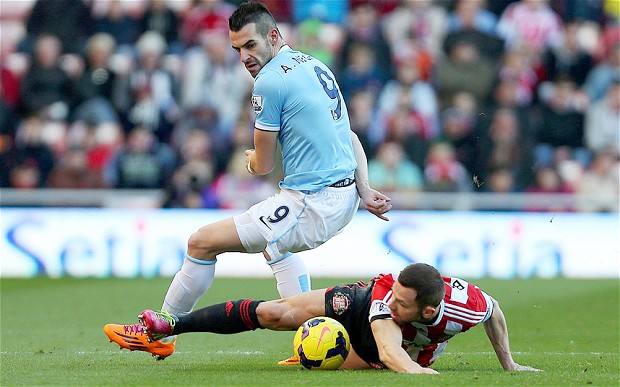 Sunderland vs Manchester City